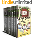 Craft Circle Cozy Mystery Boxed Set: Books 1 - 9 (English Edition)