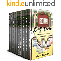 Craft Circle Cozy Mystery Boxed Set: Books 1 - 9