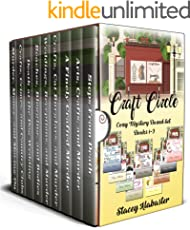 Craft Circle Cozy Mystery Boxed Set Books 1