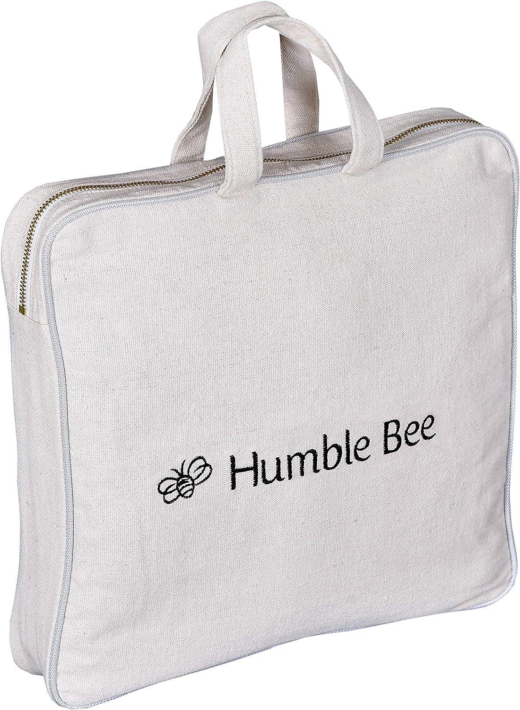 Humble Bee 510 Polycotton-Imkerkittel mit Rundschleier