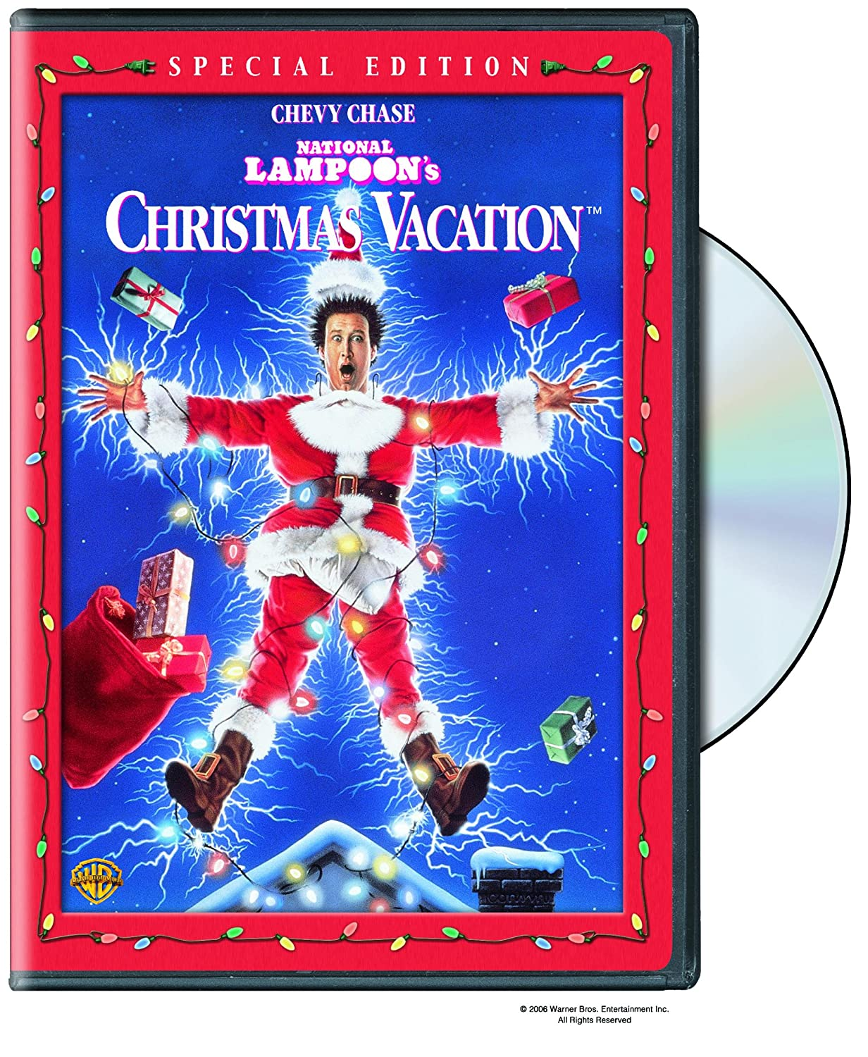 Amazon.com: National Lampoon's Christmas Vacation (Special Edition ...