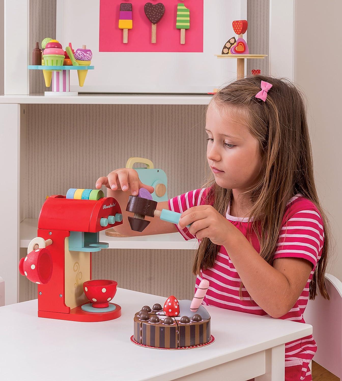 De Juguete Toy Tv299 Máquina Van Café Material Madera Infantil Le xBeWrQdoC
