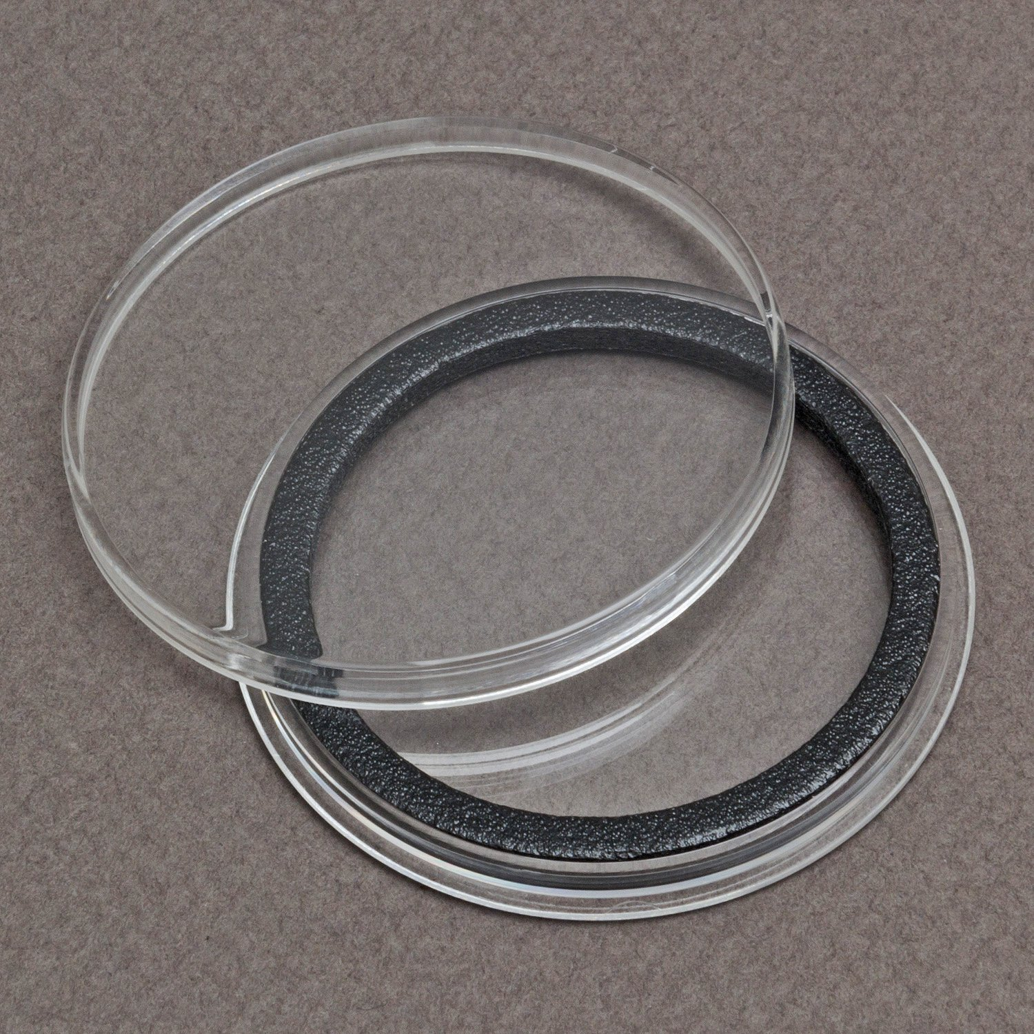 10 Air-Tite X38mm Ring Coin Holder Capsules for Coins Less Than 3.96mm Thick