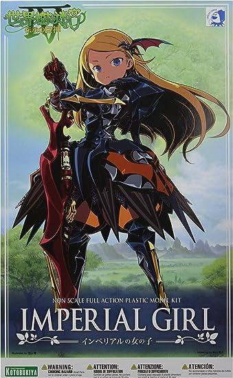 """Kotobukiya Imperial Girl /""""Etrian Odyssey IV Legends of the Titan/"""""""
