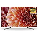 Sony XBR65X900F 65-Inch 4K Ultra HD Smart LED TV (2018 Model)