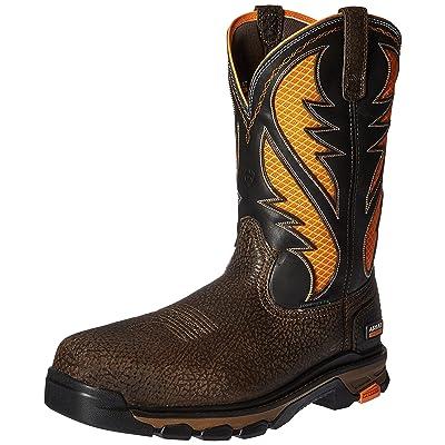 ARIAT Men's Intrepid Venttek Composite Toe Work Boot: Shoes
