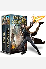 Origins: The Complete Series Kindle Edition