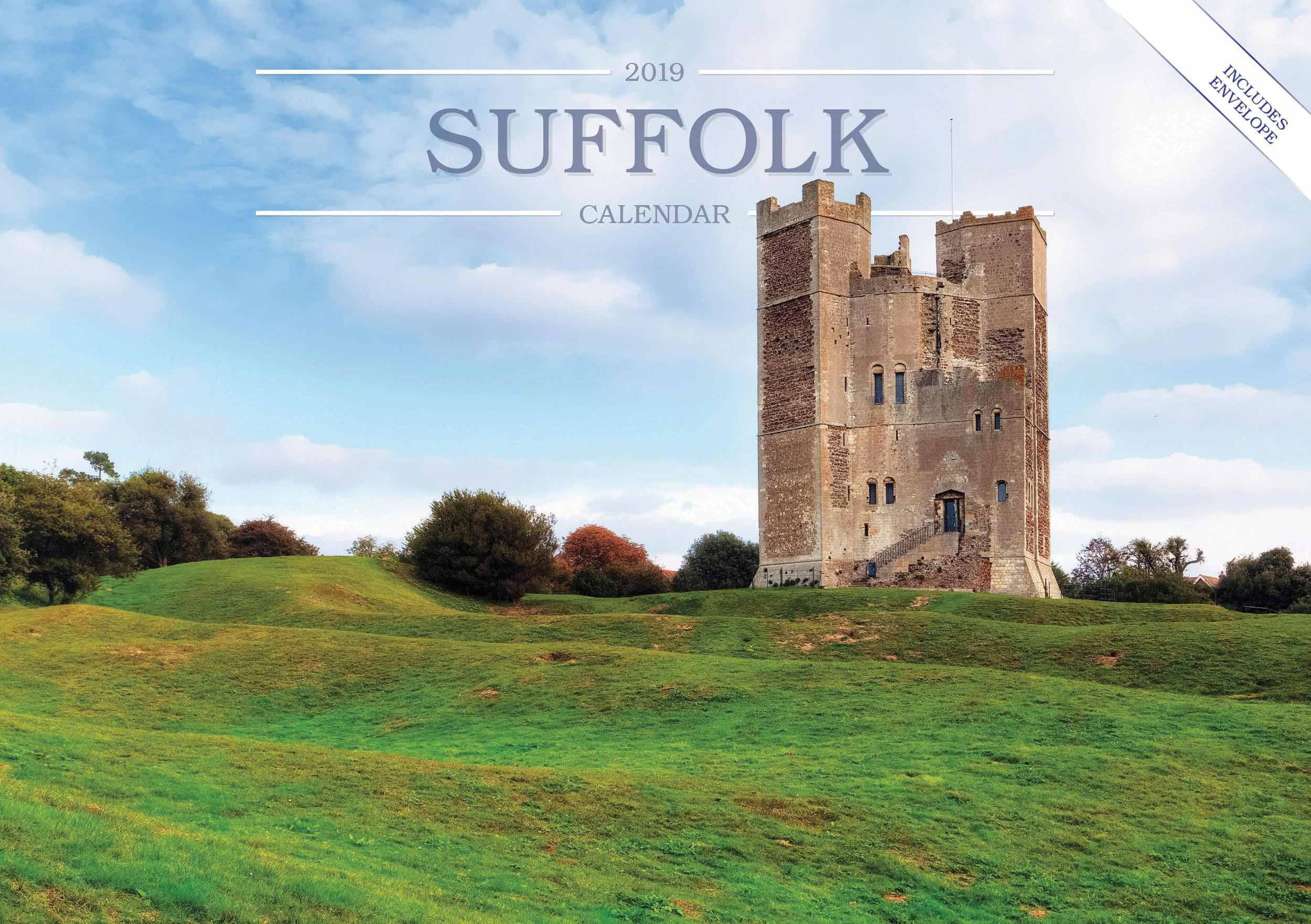Suffolk Calendar 2019 Suffolk A5 2019: 9781786670861: Amazon.com: Books