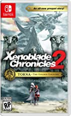 Xenoblade Chronicles 2: Torna The Golden Country- Nintendo Switch - Standard Edition