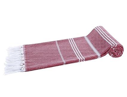 Chama 100% toallas de algodón turco toalla manta, Super suave, absorbente, toalla