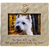 grasslands road pet memorial picture frame 4 by 6 inch