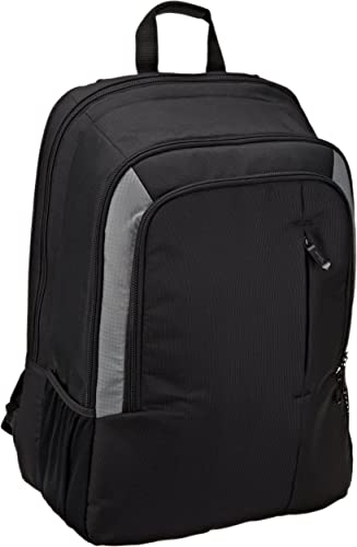 AmazonBasics Laptop Computer Backpack – Fits Up To 15 Inch Laptops