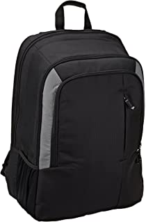 Amazon.com  AmazonBasics Backpack for Laptops up to 17-inches ... 0274d33295