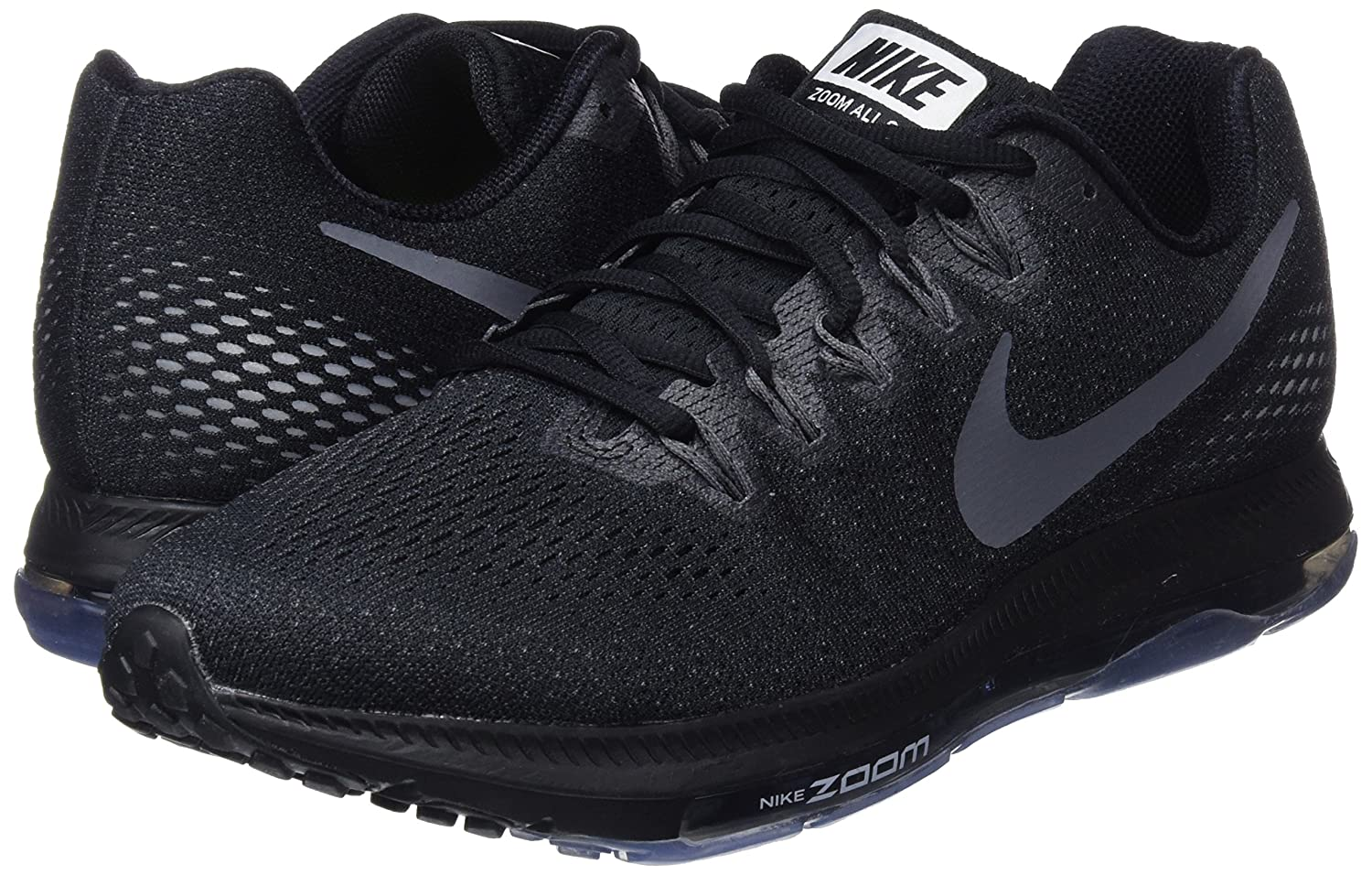 eaa51dfc8a Amazon.com | Nike Men's Zoom All Out Low, BLACK/DARK GREY-ANTHRACITE, 7.5 M  US | Road Running
