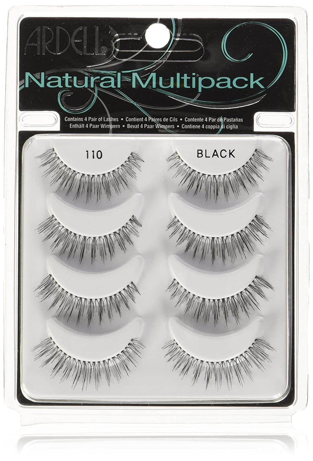 ARDELL Multipack Lashes 110, 1 Count 61567CH