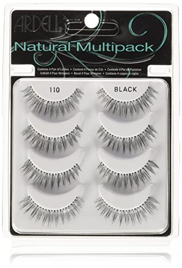 Ardell Multipack 110 Lashes, 0.06 Pound by Ardell