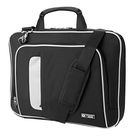 Amazon.com  13 14 inch Messenger Bag for Men   Women f2c2b75de