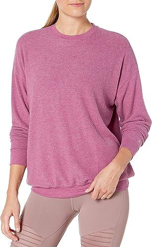 Alo Yoga Womens Pullover Shirt