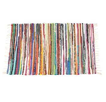 Home Styling Collection Kufstein Tapis Patchwork Flickente Chindi