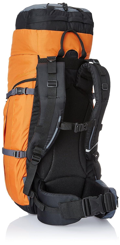 f05c519377 Wildcraft Trailblazer 50 Ltrs Orange Rucksack (8903338319108)  Amazon.in   Bags