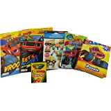 Blaze and The Monster Machine Kids Gift Bundle for Children with 6 Items