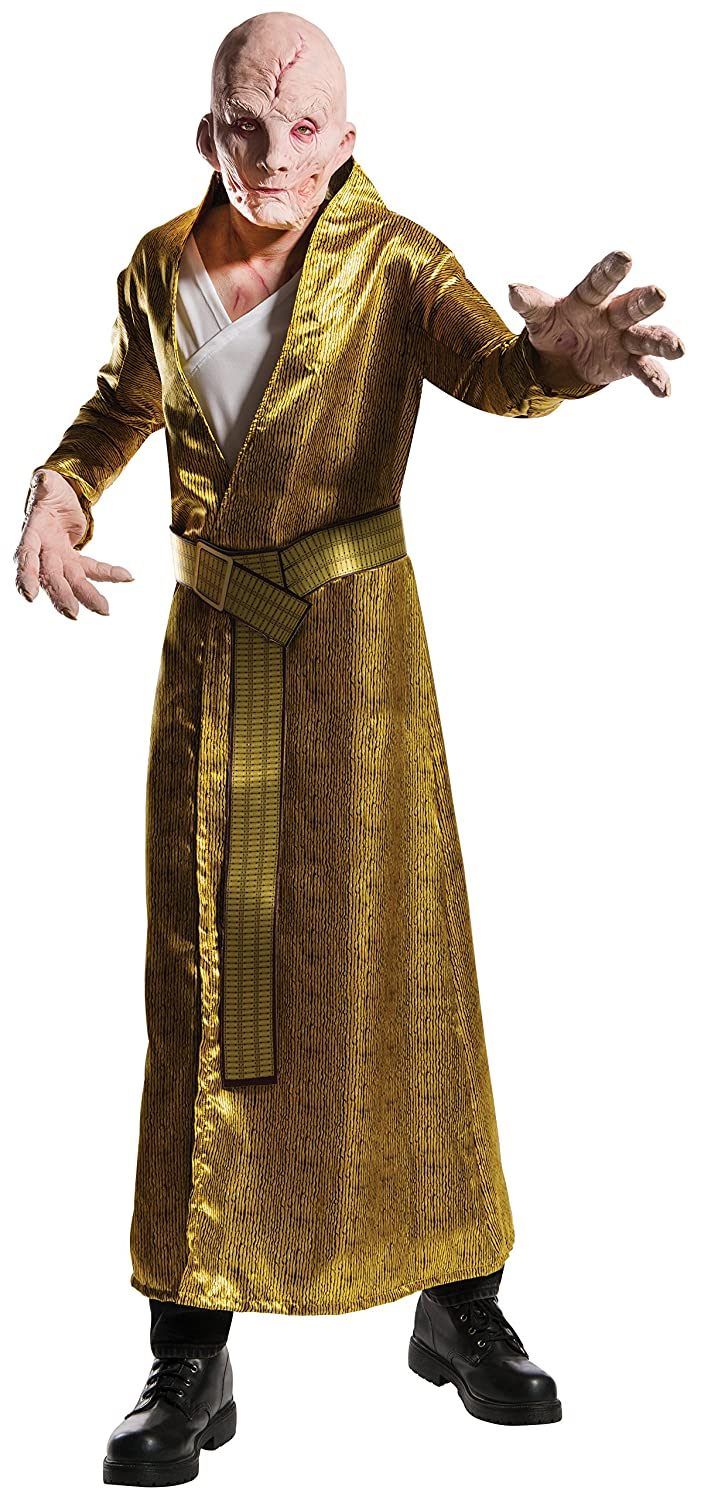 Star Wars The Last Jedi Deluxe Supreme Leader Snoke Fancy dress costume X-Large