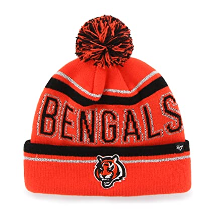 93ddce08d Amazon.com    47 NFL Cincinnati Bengals Women s Ellie Cuff Knit ...