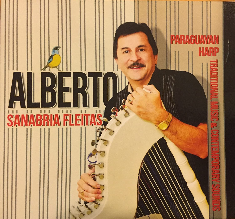 Alberto Sanabria Fleitas, Various - The Paraguayan Harp: Traditional Music & Contemporary Sounds - Amazon.com Music
