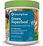 Amazing Grass 240 g Alkalize and Detox Green Superfood