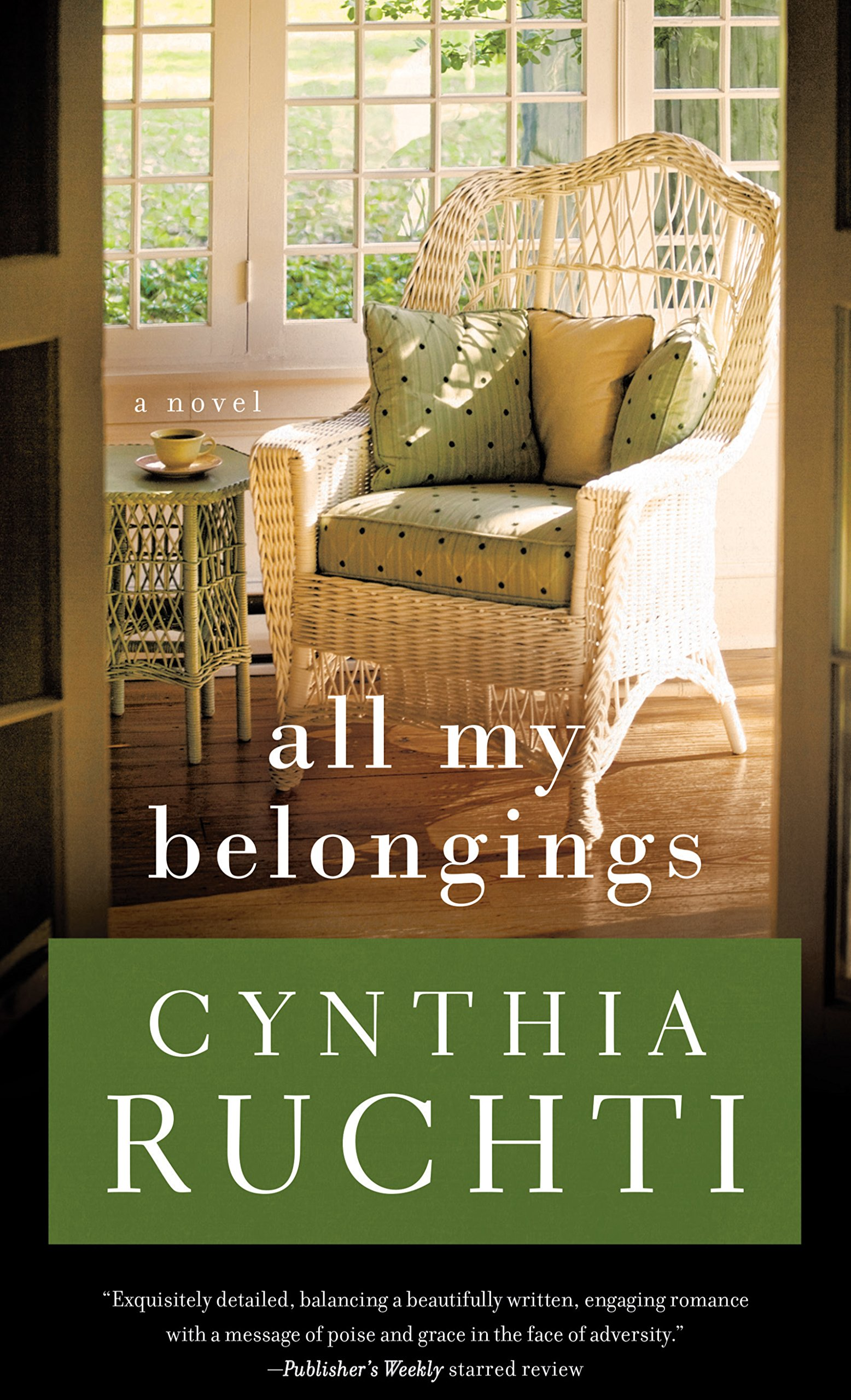 Download All My Belongings (Thorndike Press Large Print Clean Reads) pdf epub