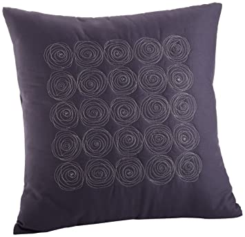 Amazon Calvin Klein Home Pacific Sewn Circles Pillow Ocean Gorgeous Calvin Klein Decorative Pillows