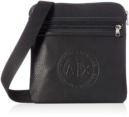 Armani Exchange Herren Messenger Bags Business Tasche 8a631468542