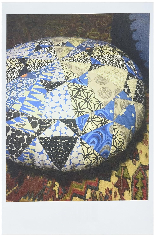Multicolor Aardvark Quilts AQ876 Mandala Floor Cushion Patterns