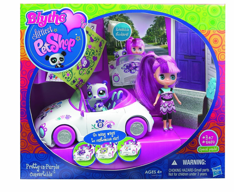 Littlest Pet Shop 358931480 Mini Poup E Blythe Et Petshop En