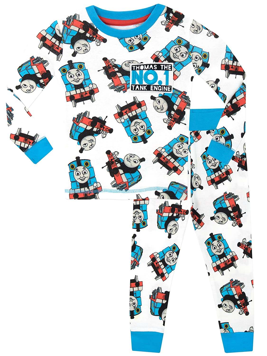 Thomas the Tank Boys Thomas the Tank Engine Pajamas