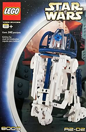 Amazon Lego Star Wars R2 D2 8009 Toys Games