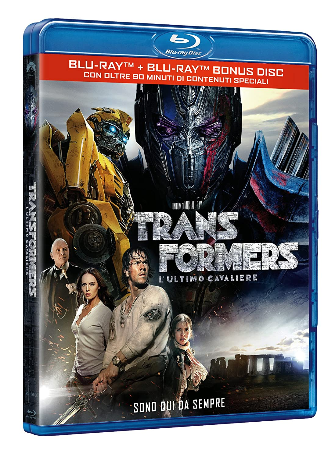 offerta bluray transformers l'ultimo cavaliere