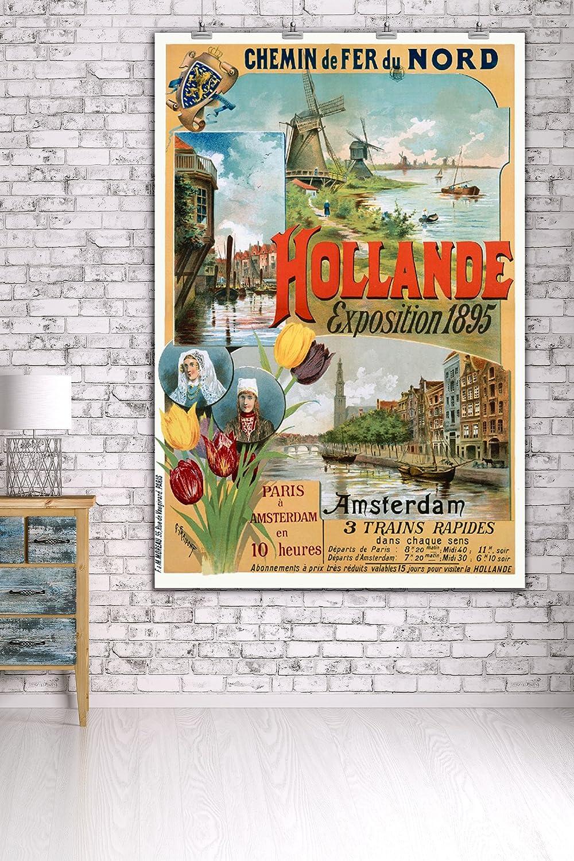 Amazon.com: De Chemin de Fer Du Nord – Hollande Exposition ...