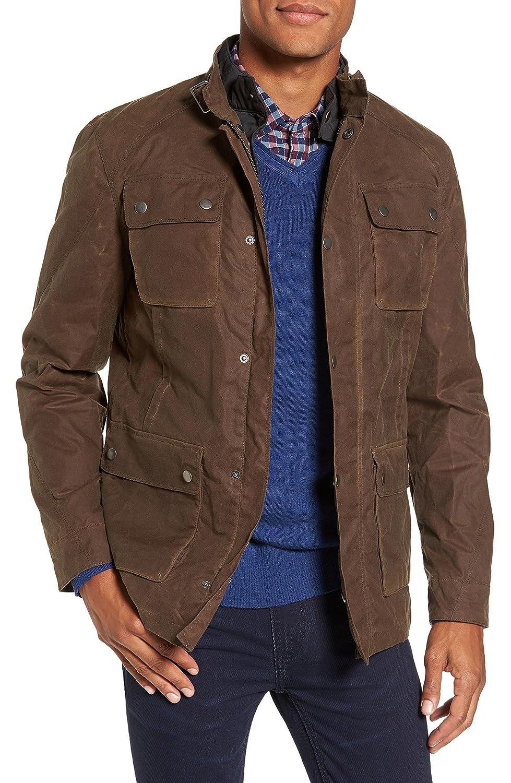 [ダブリューアールケー] メンズ ジャケットブルゾン W.R.K 3-in-1 Waxed Cotton Jacket with Re [並行輸入品] B0765W2TM8 Large