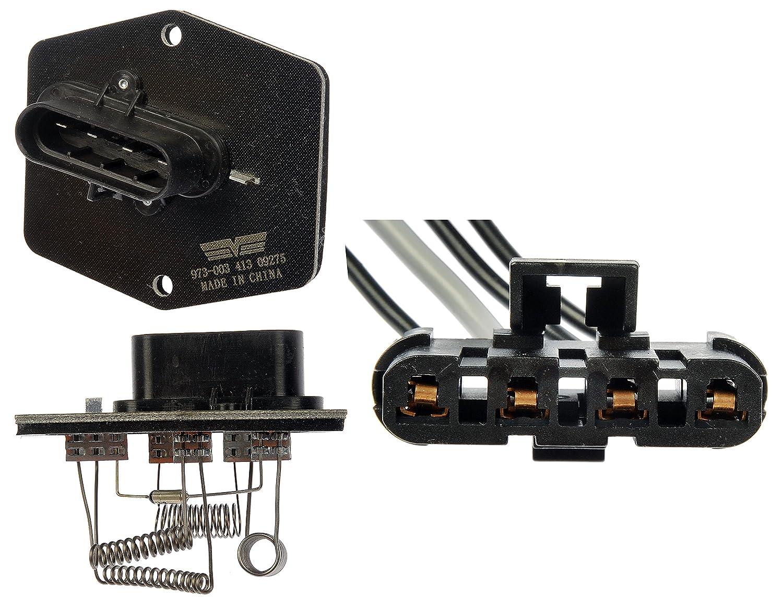 Dorman 973-402 Blower Motor Resistor Kit