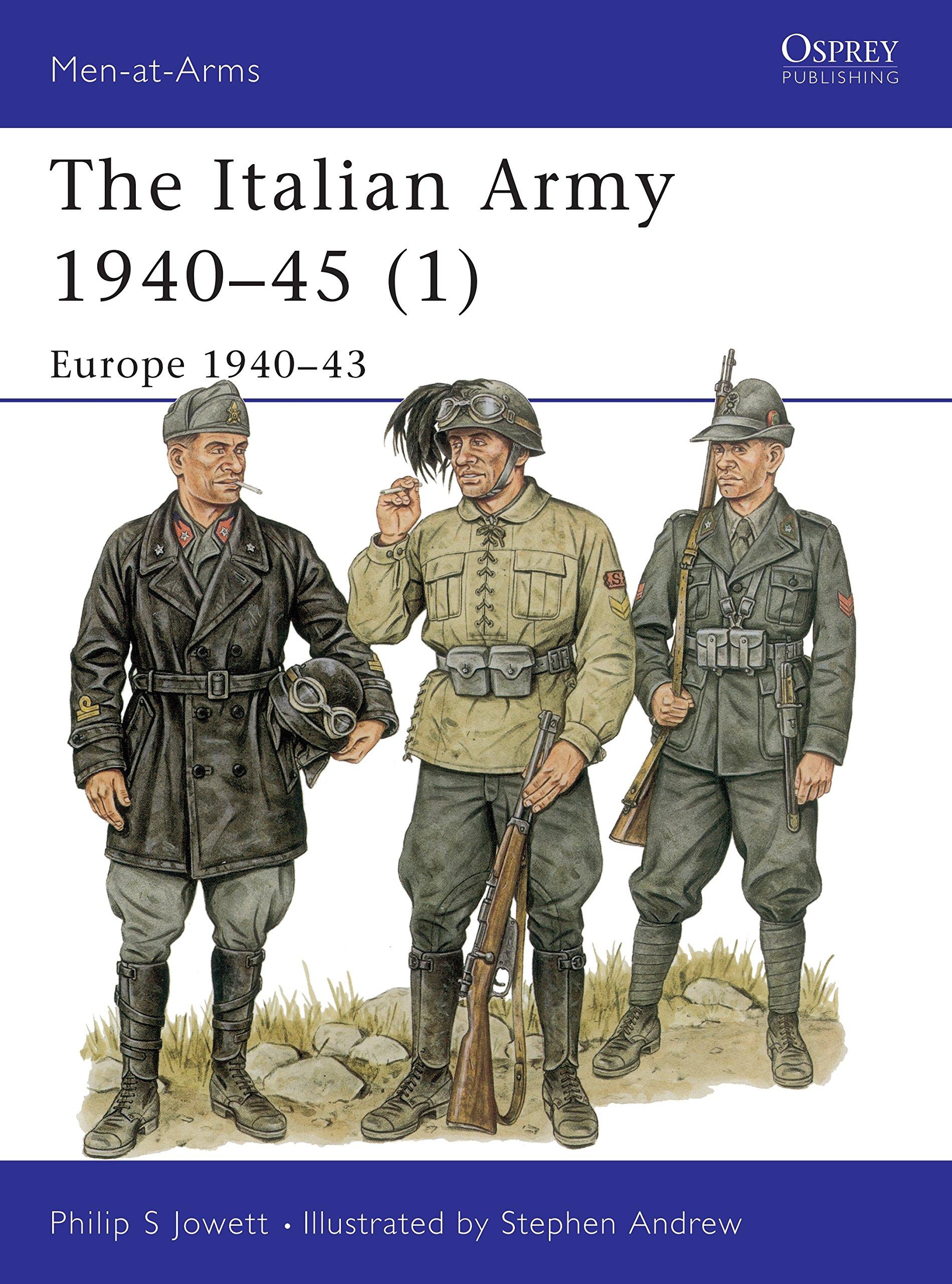 Download Italian Army, 1940-1945 (v. 1) pdf