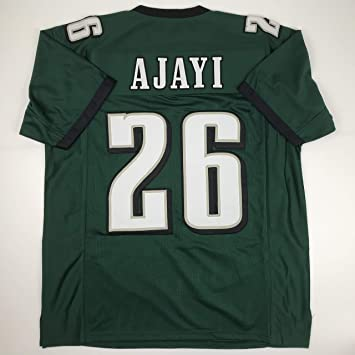 616765a4b26 Unsigned Jay Ajayi Philadelphia Green Custom Stitched Football Jersey Size  Men s XL New No Brands