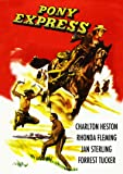 Pony Express [DVD] [1953] [Region 1] [US Import] [NTSC]