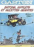Gaston hors-série - tome 3 - Bâtons, sifflets et sucettes géantes