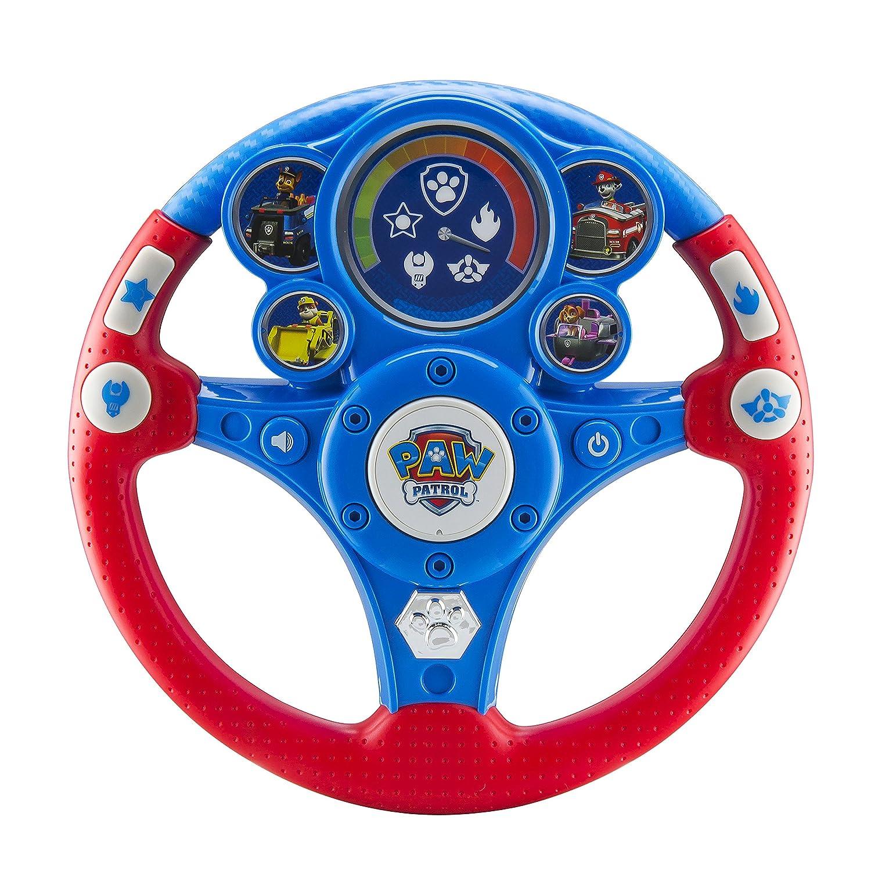 Amazon.com: Paw Patrol MP3 rueda reactiva de movimiento ...