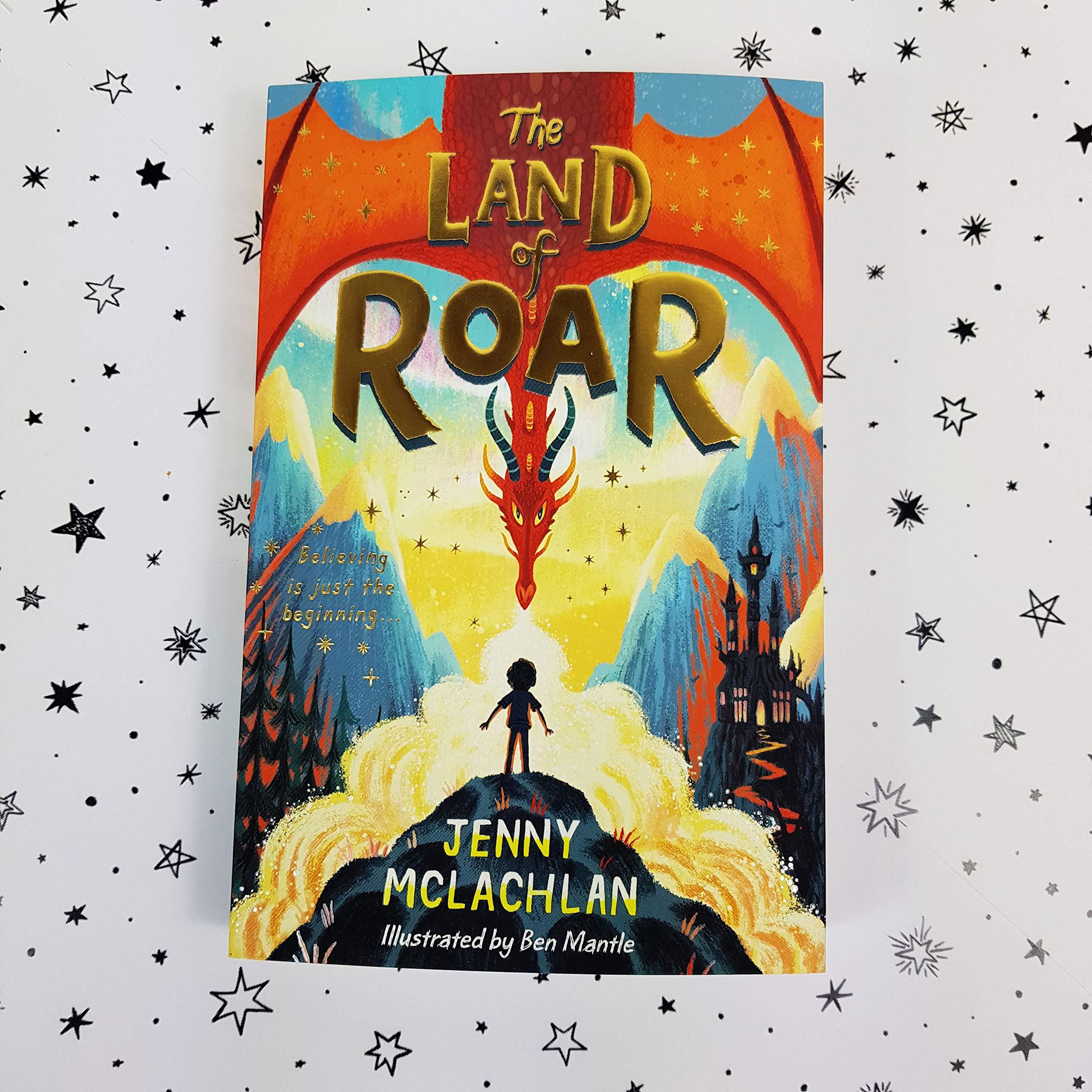The Land Of Roar: Amazon.es: Jenny McLachlan: Libros en ...