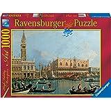 Ravensburger - Canaletto Venice - 1000 Piece Jigsaw Puzzle