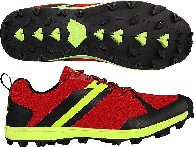 More Mile Cheviot Pace Hombre Zapatillas Deportivas Correr: Amazon.es: Zapatos y complementos