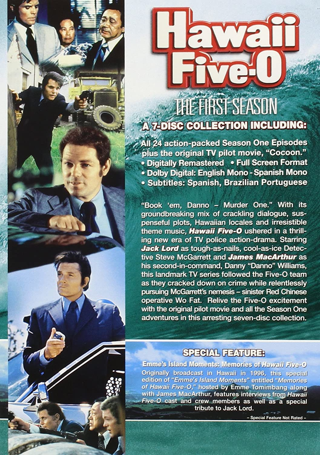 com hawaii five o season jack lord james macarthur com hawaii five o season 1 jack lord james macarthur harry endo gene nelson movies tv