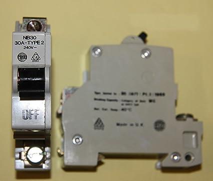 Mcb Wylex 30a NB 30a